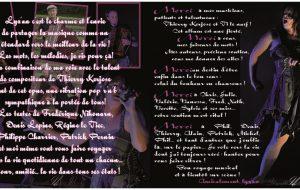 nadinephotos , jaquette CD de la chanteuse LIZ'AN (2)