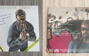 pochette CD Glen Laroche